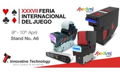 ITL at Feria Internacional del Juego 2019 in Madrid