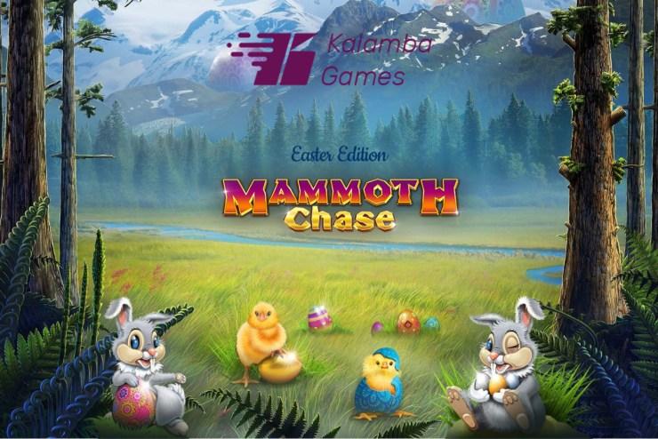 Kalamba Games' Mammoth Chase gets Easter remake