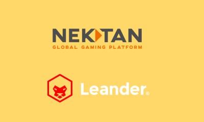 Nektan adds Leander Games to its content distribution platform