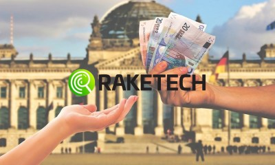 Raketech repays its previous loan facility in full