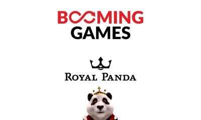 Booming Games offers games on Royal Panda