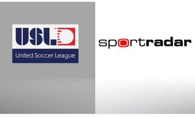 The United Soccer League and Sportradar Announce Official U.S. Partnership