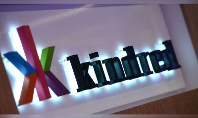 Kindred Reports Profit-After-Tax of £15 Million for Q1