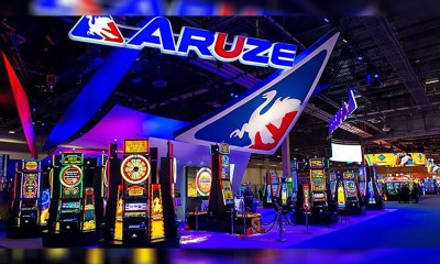 Aruze Gaming Signs Partnership Deal with Techno Gaming