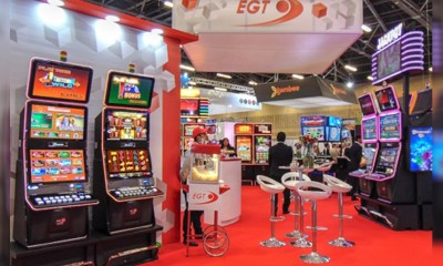 New EGT Slot Machines Now Available for Testing at the Romanian Showroom