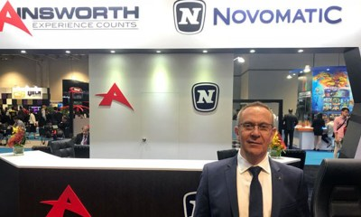 Ainsworth brings in Lawrence Levy as new CEO