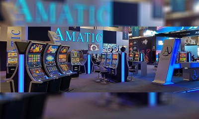 AMATIC Industries Reports Excellent FER in Madrid, Presents Roulette Grand Jeu