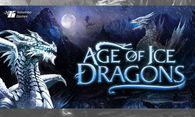Conquer the Dragon Throne with Kalamba Games' Age of Ice Dragons