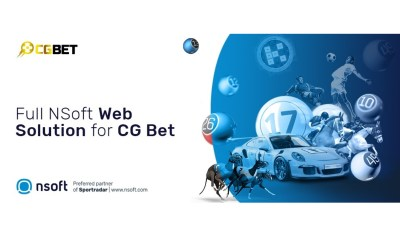 Full NSoft Web Solution for CG Bet
