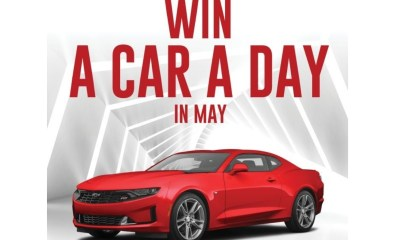 "Hard Rock Hotel & Casino Atlantic City Announces ""Car-A-Day In May"" Promotion"
