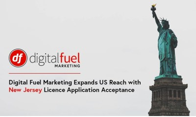 Digital Fuel Marketing Expands US Reach with New Jersey Licence Application Acceptance