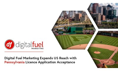Digital Fuel Marketing Cements Their US Presence with Second Licence Application Acceptance in Pennsylvania