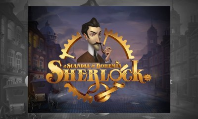 Enter the world of Victorian London with Tom Horn's new take on Sherlock Holmes' adventures
