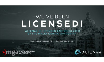 Altenar continues regulated market mission with Malta licence