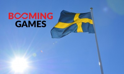 Malta-based slots specialist Booming Games certified for Sweden