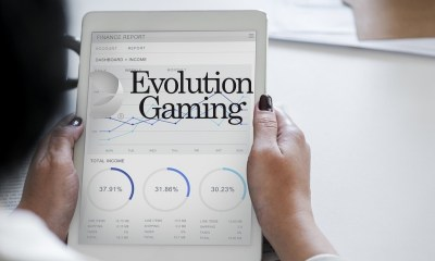 Evolution Gaming Showing No Signs of Slowing Down