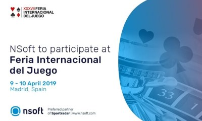 NSoft to participate at Feria Internacional del Juego