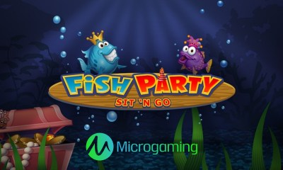 Lucky trio reels in €117K haul on Microgamings Fish Party SNG