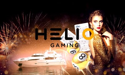 Helio Gaming partner with RISQ to deliver industry-standard changing jackpot games