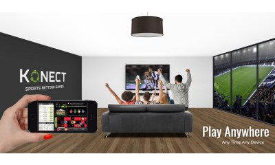KONECT Games launches Roulette Football™, the first Live Sports Game of its kind, in Italy
