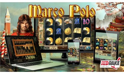 Red Rake Gaming travels to the Silk Road with Marco Polo in a new release full of excitement and adventure