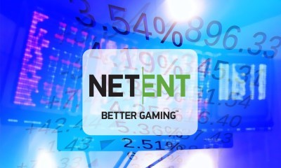 NetEnt initiates shares repurchases