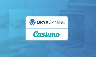 ORYX goes live with Casumo