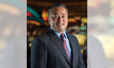 San Manuel Casino Names Peter Arceo General Manager