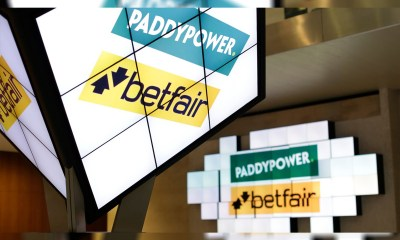 Online gaming boosts revenue growth at Paddy Power Betfair