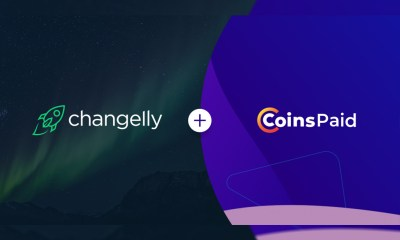CoinsPaid Partners with Changelly