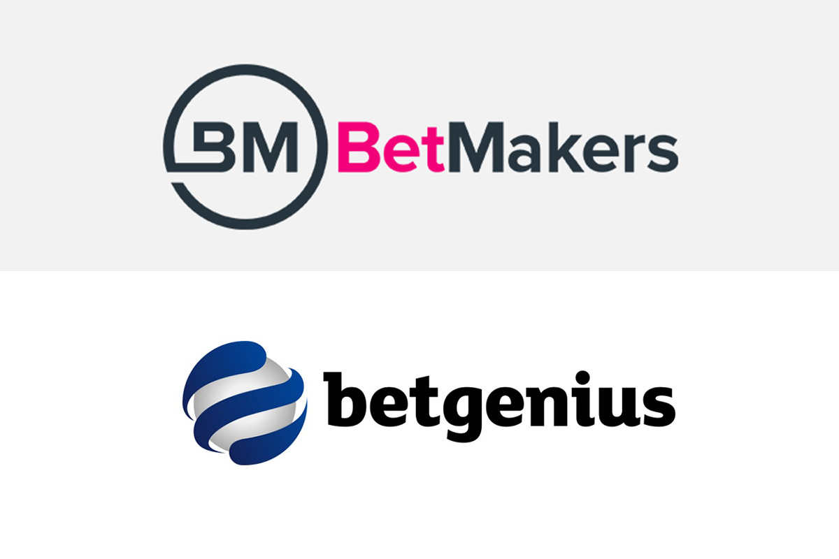 BetMakers Signs Deal with Betgenius