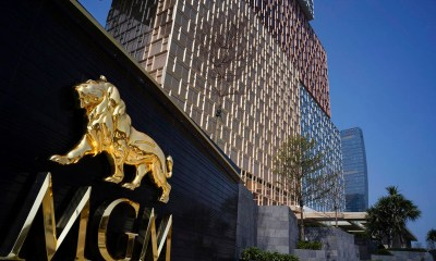 MGM and Las Vegas Sands Applies for Osaka Casino License