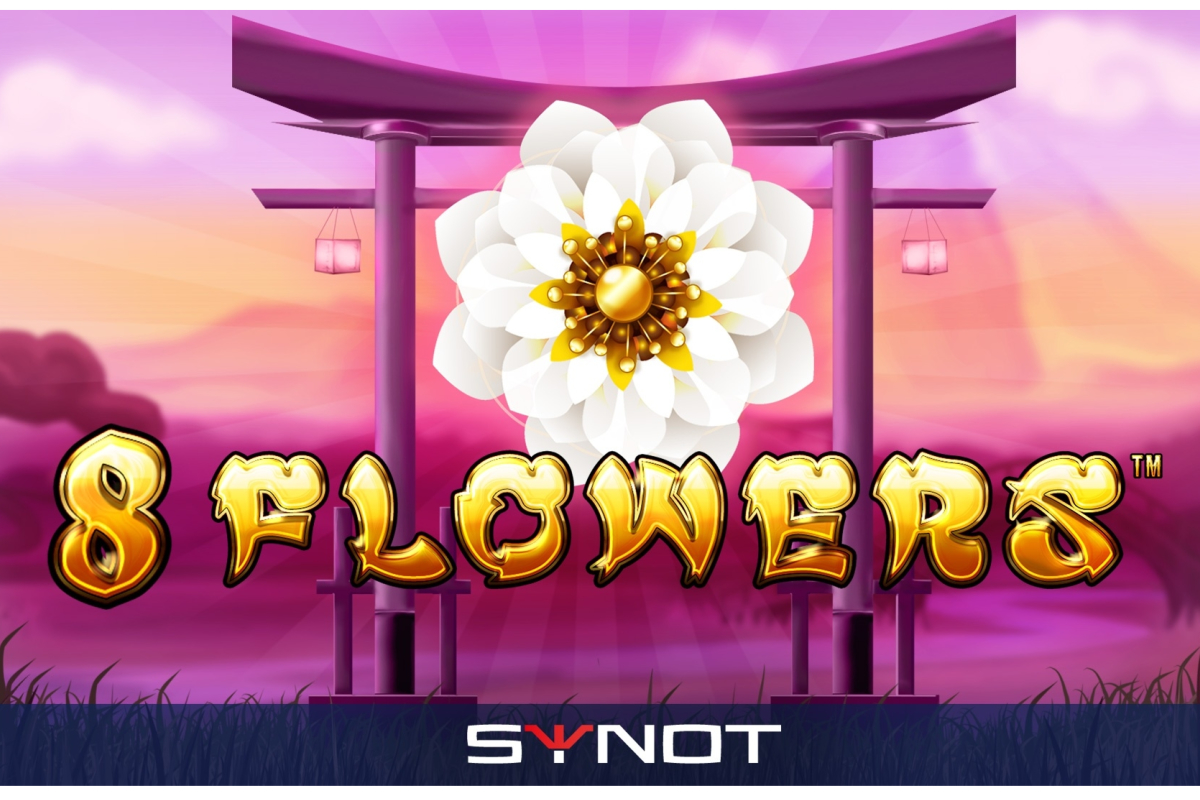 8 Flowers by SYNOT Games: Can you resist the floral temptation?