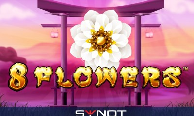 8 Flowers - SYNOT Games: Can you resist the floral temptation?