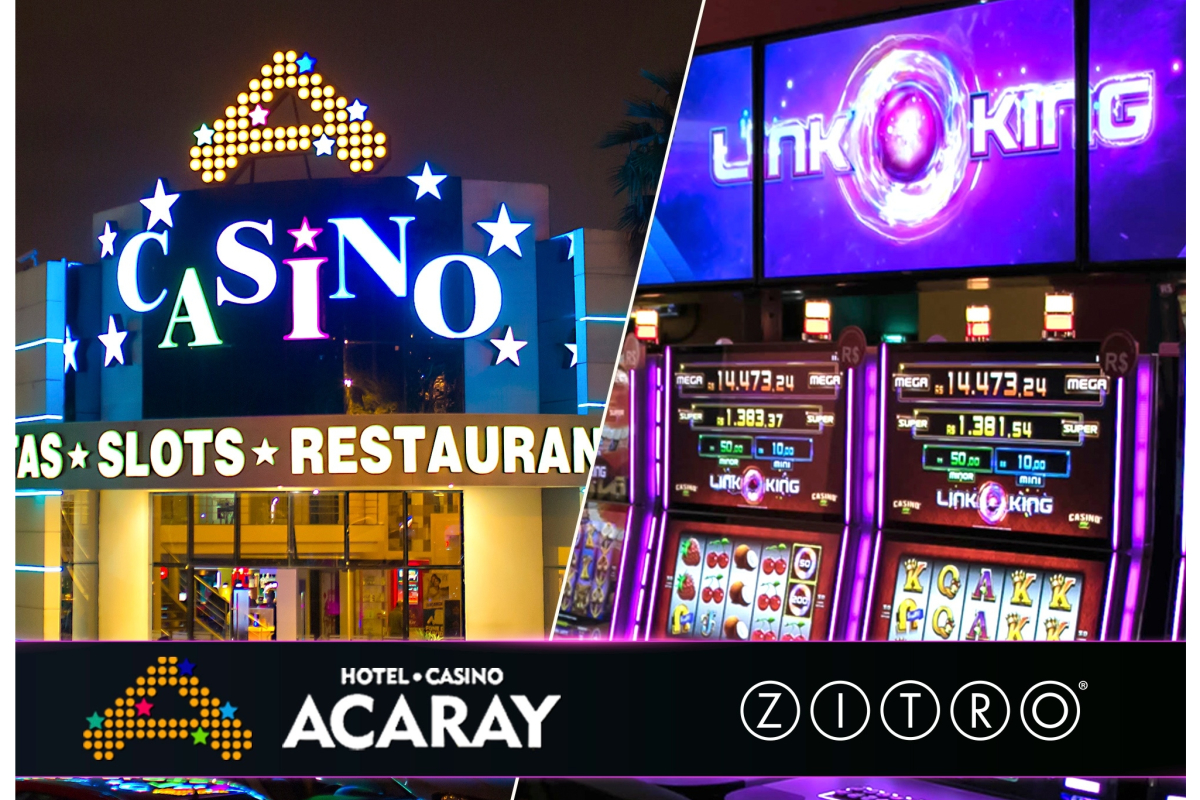 Hotel Casino Acaray Adds Link King to its Entertainment Portfolio
