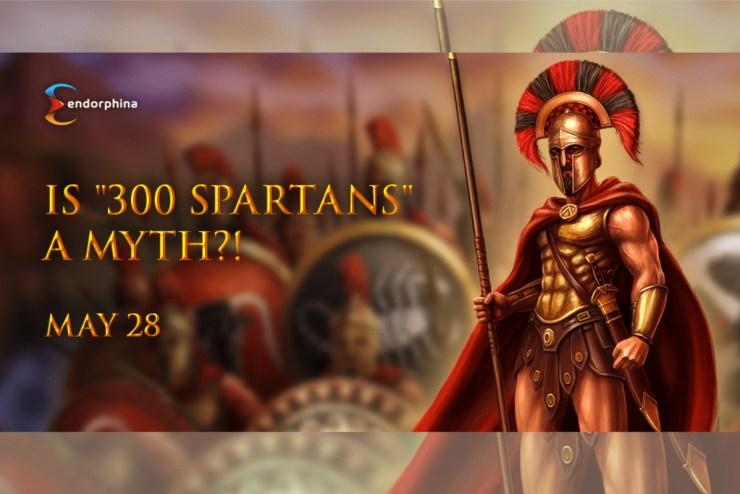 Endorphina goes Sparta