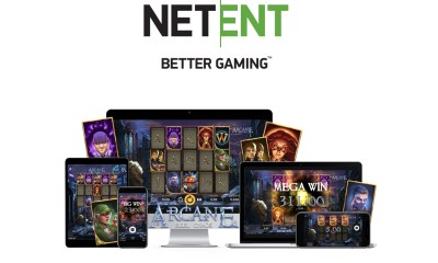 NetEnt - Arcane Reel Chaos