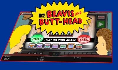 Blueprint Gaming -Beavis &Butt-Head