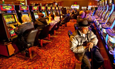 PA Casino Slot Machine Revenue Decreases in April