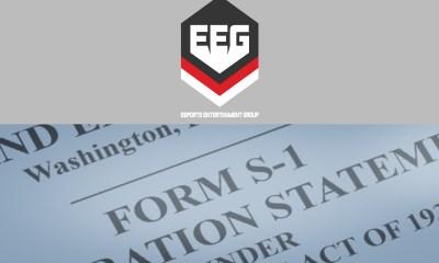 Esports Entertainment Group Announces Filing of S-1 Registration Statement