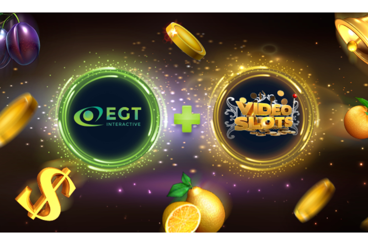 New partnership of EGT Interactive with the esteemed operator Videoslots