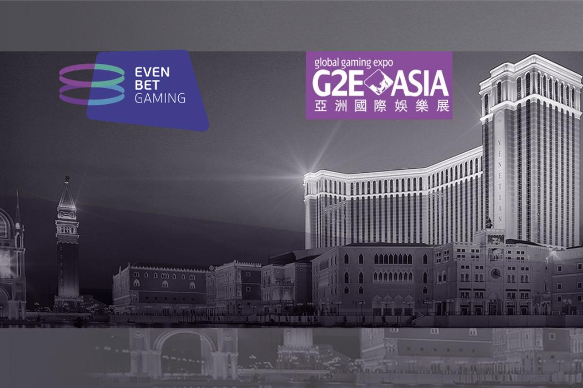 EvenBet to showcase pioneering poker portfolio at G2E Asia