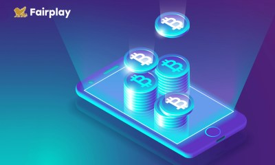 Blockchain for gambling: FairPlay offers smart contract's guarantee and payouts in cryptocurrency for players