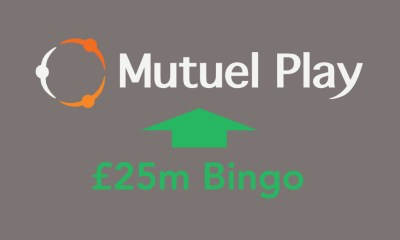 Mutuel Play choose RISQ to power new Bingo Millions game up to £25m