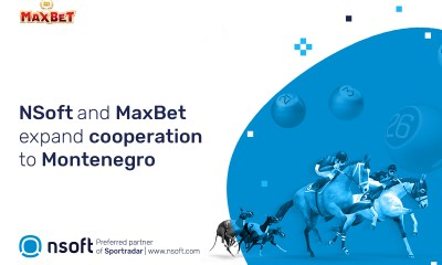 NSoft and MaxBet to expand cooperation to Montenegro