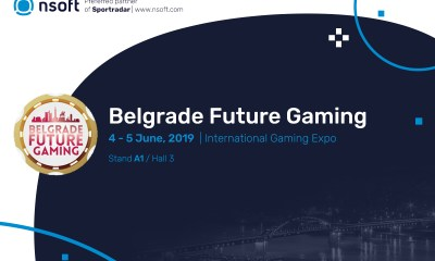 NSoft exhibits at Belgrade Future Gaming