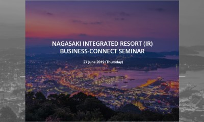 Nagasaki IR Business-Connect Seminar Gets Regional Kyushu Support