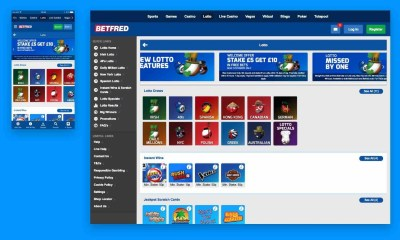 Degree 53 creates a winning redesign for Betfred Lotto