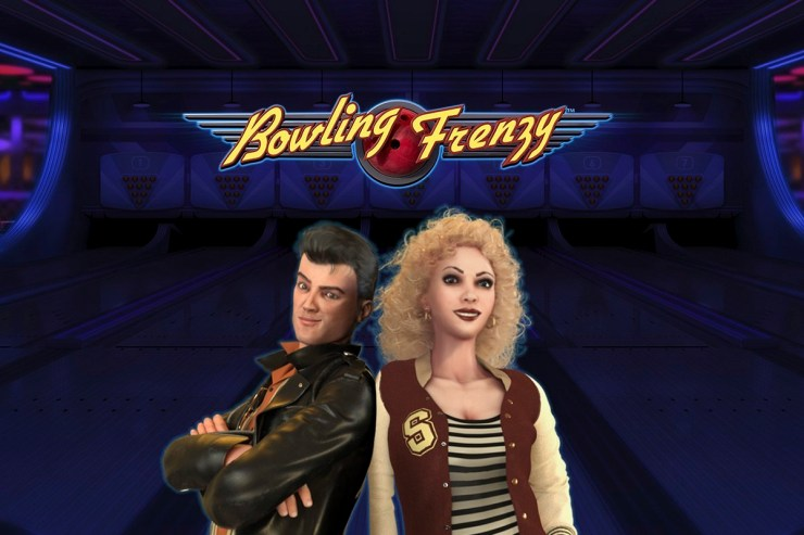 bowling frenzy-playtech