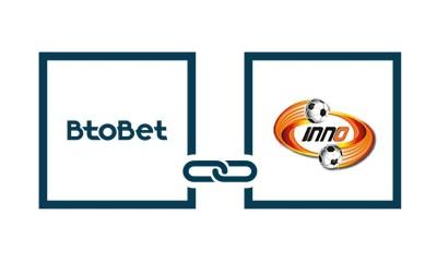 Innobet Pens BtoBet Partnership
